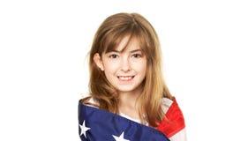 Americano joven Imagen de archivo