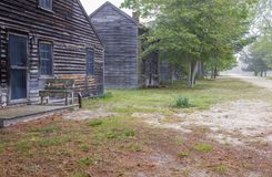 Americano más allá de descubrir historia americana en New Jersey Fotografía de archivo libre de regalías