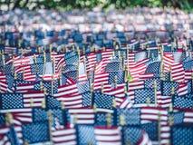 Americano Memorial Day fotografia stock