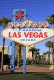 Americano, Nevada, recepción nunca a dormir ciudad Las Vegas Imagen de archivo