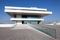 Americas Cup building in Valencia, Spain Stock Photography