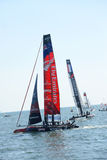 Americas cup world series Stock Photos