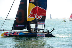Americas cup world series Stock Photography