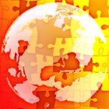 americas jordklot vektor illustrationer