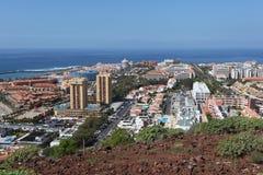 americas las Spain Tenerife obrazy stock