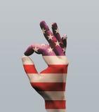 Americas OK Stock Image