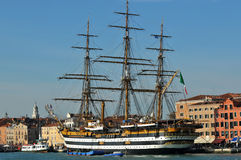 Amerigo Vespucci Stock Photography