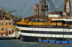 Amerigo Vespucci Royalty Free Stock Photos