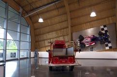 Amerika bilmuseum Arkivbild