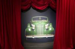 Amerika bilmuseum Royaltyfri Fotografi