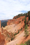 Amerika Bryce Canyon Royalty-vrije Stock Foto