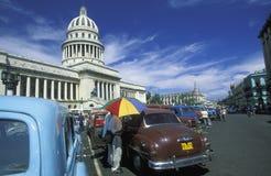 AMERIKA CUBA HAVANA Royalty-vrije Stock Afbeeldingen