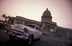 AMERIKA CUBA HAVANA Stock Foto's