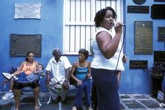 AMERIKA CUBA MATANZAS Stock Foto's