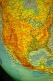 Amerika destination arkivfoto