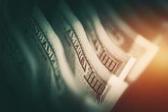 Amerika dollar Royaltyfri Fotografi