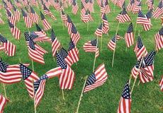 Amerika hem av det fritt, land av indiankrigaren Royaltyfri Foto