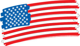 Amerika_hs Royalty Free Stock Photography