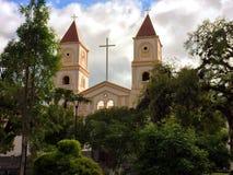 Amerika kyrkliga gammala söder Arkivfoton