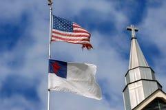 Amerika religion Royaltyfri Bild
