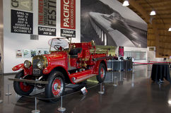 Amerika-` s Auto-Museum Stockbilder