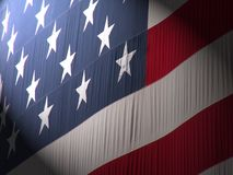 Amerika strålkastare Royaltyfria Bilder