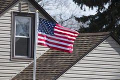 Amerikaans Huis 3 stock fotografie