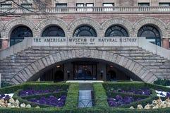 Amerikaans Museum van Biologie Stock Foto