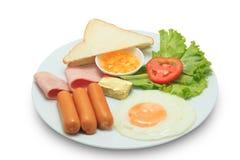 Amerikaans ontbijt Royalty-vrije Stock Afbeeldingen