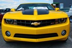 Amerikaanse auto Royalty-vrije Stock Foto