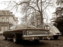 Amerikaanse auto Royalty-vrije Stock Foto's