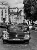 Amerikaanse auto Royalty-vrije Stock Fotografie