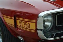 Amerikaanse Autodag bij Brooklands-Motorkring stock fotografie