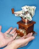 Amerikaanse bank Royalty-vrije Stock Afbeelding