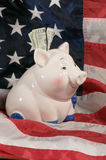 Amerikaanse besparingen Royalty-vrije Stock Fotografie