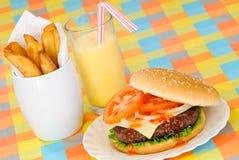 Amerikaanse Diner Stock Afbeeldingen