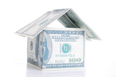 Amerikaanse dollar Royalty-vrije Stock Foto