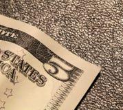 Amerikaanse dollar Royalty-vrije Stock Fotografie