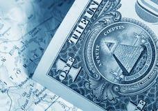 Amerikaanse dollar Stock Afbeelding