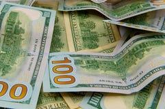 Amerikaanse dollar Royalty-vrije Stock Afbeelding