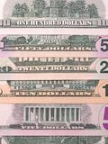 Amerikaanse dollar abstracte abstracte achtergrond als achtergrond cash stock foto's