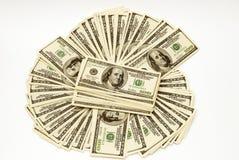 Amerikaanse Dollars Stock Foto