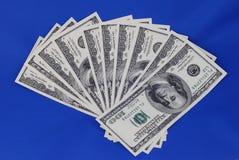 Amerikaanse Dollars Stock Fotografie