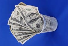 Amerikaanse Dollars Royalty-vrije Stock Foto