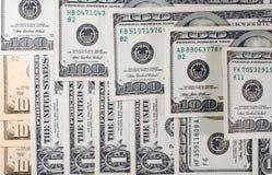 Amerikaanse dollars Stock Afbeelding