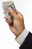Amerikaanse dollars royalty-vrije stock afbeeldingen