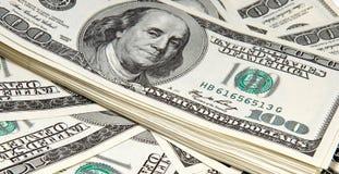 Amerikaanse dollars Royalty-vrije Stock Foto's