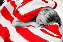 Amerikaanse droom Royalty-vrije Stock Afbeeldingen