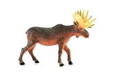 Amerikaanse elandenstuk speelgoed Royalty-vrije Stock Afbeeldingen