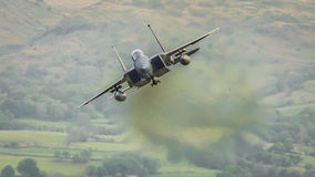 Amerikaanse F15 straal royalty-vrije stock foto's